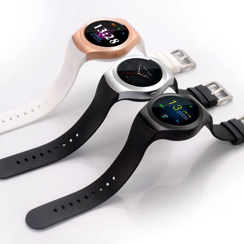 Hot font b Smartwatch b font KS2 Pedometer Sedentary Remind Sleep Monitor Anti lost Watches With