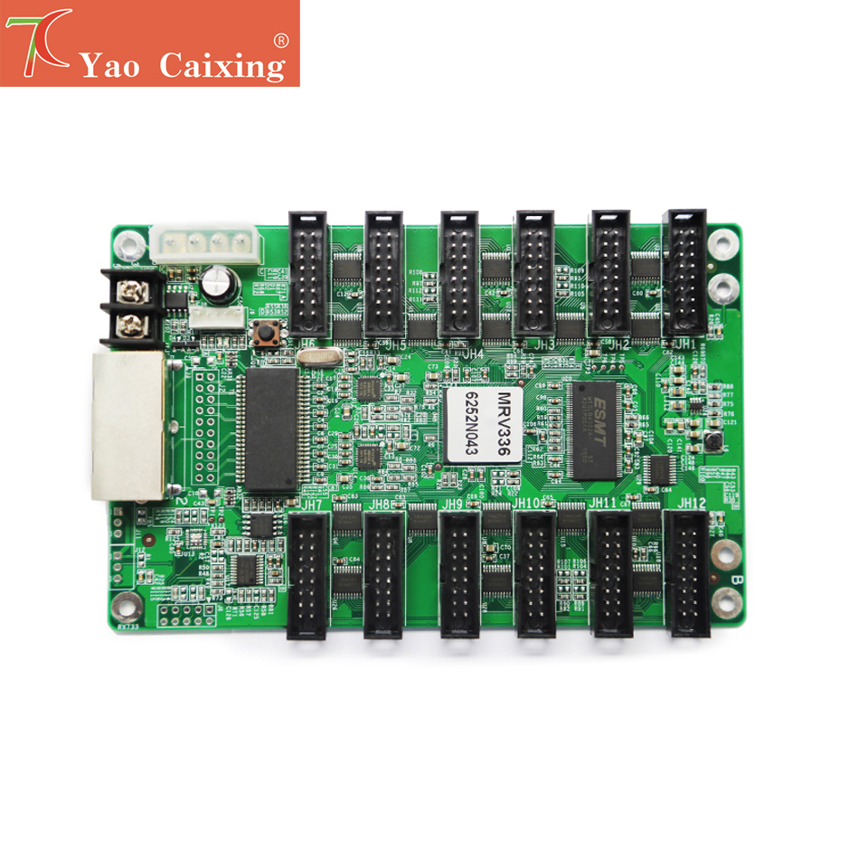 The Best Control System Novastar MRV336 Receiving Card,full Color Control System Suit For All Series Led Screen