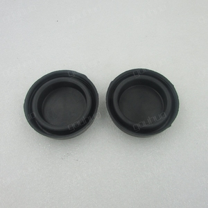 Image 4 - Byd F0 フロントヘッドライトバックカバー防塵防水カバー高ビームヘッドライトカバーゴム裏表紙 1 個