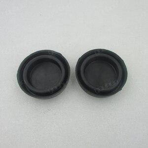 Image 4 - Per BYD F0 faro anteriore della copertura posteriore a prova di polvere copertura impermeabile il faro abbagliante della copertura posteriore della gomma della copertura 1 pcs