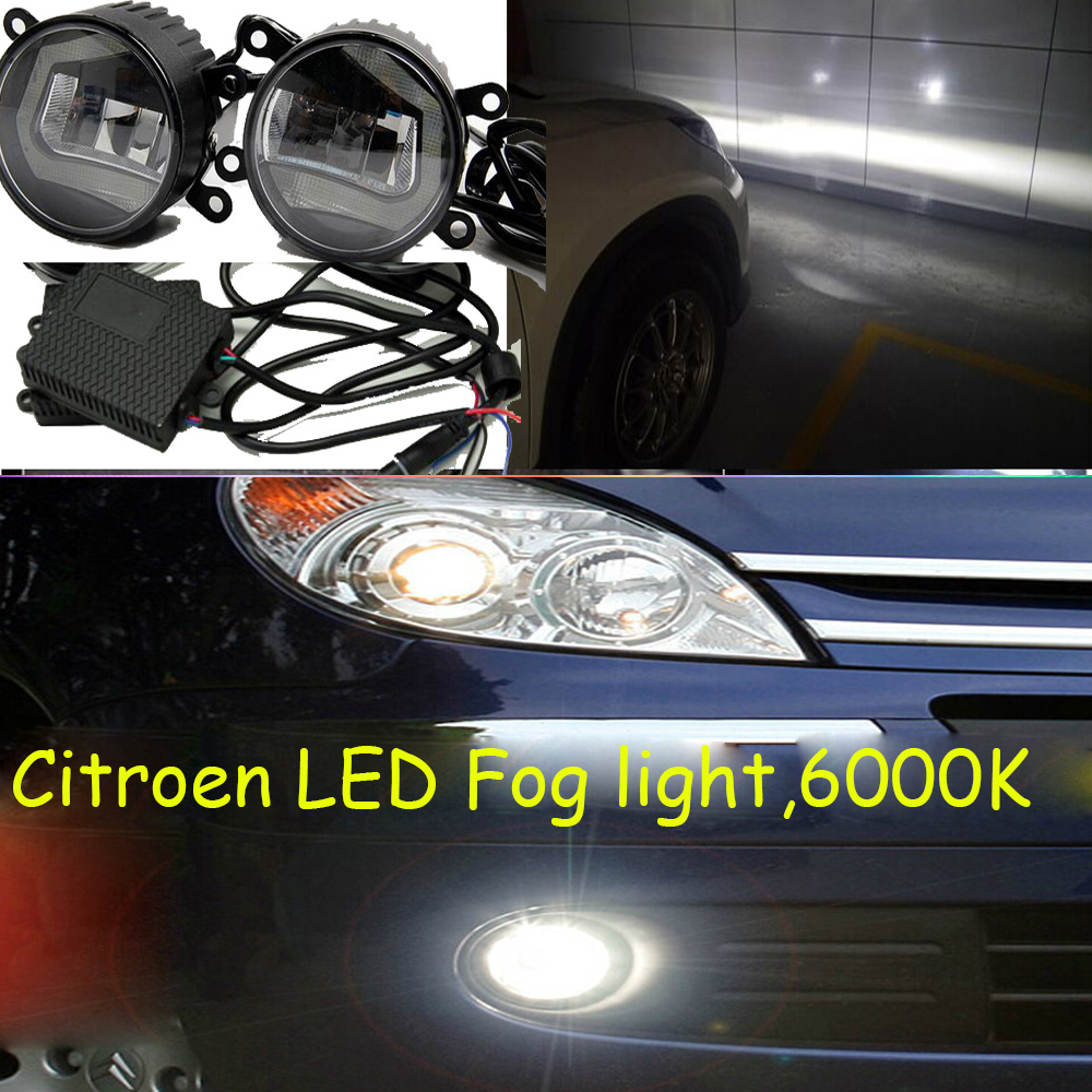 LED,Citroe C6 daytime light,C5 fog light,C4 day lamp; Citroe C4 C4 Picasso C5 C6 C-Crosser C-Quatre Xsara picasso торшер leds c4 emporium 25 1858 i1 55