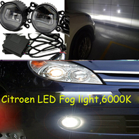 LED,Citroe C6 daytime light,C5 fog light,C4 day lamp; Citroe C4 C4 Picasso C5 C6 C Crosser C Quatre Xsara picasso