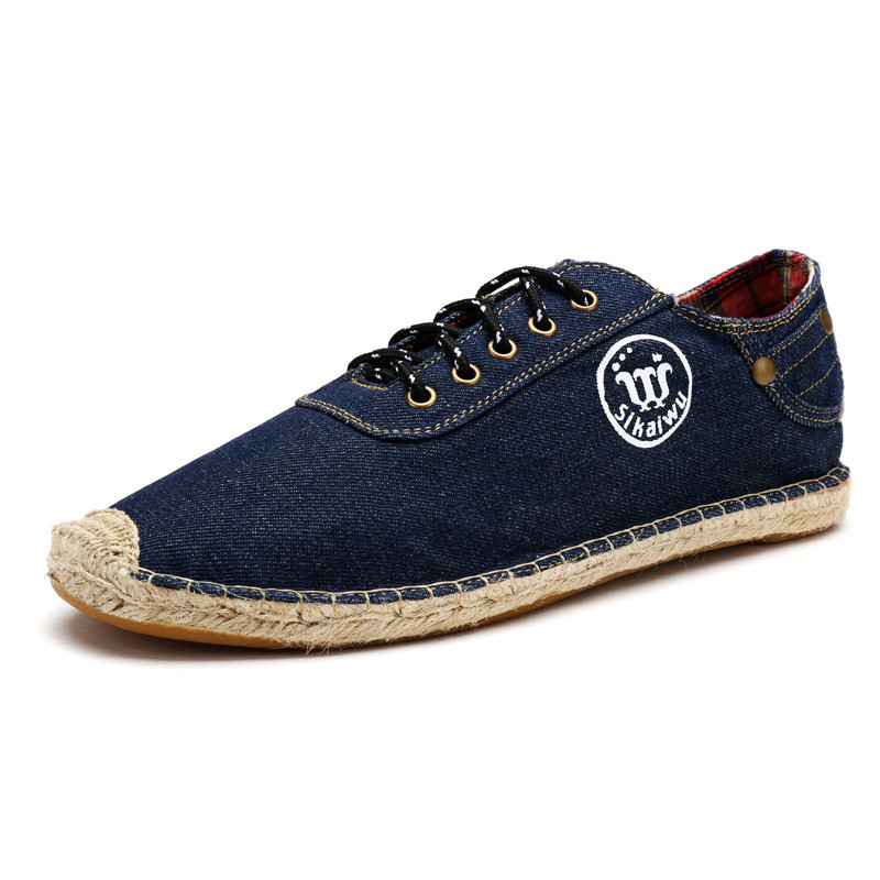 Online Buy Wholesale denim boat shoes from China denim boat shoes ...