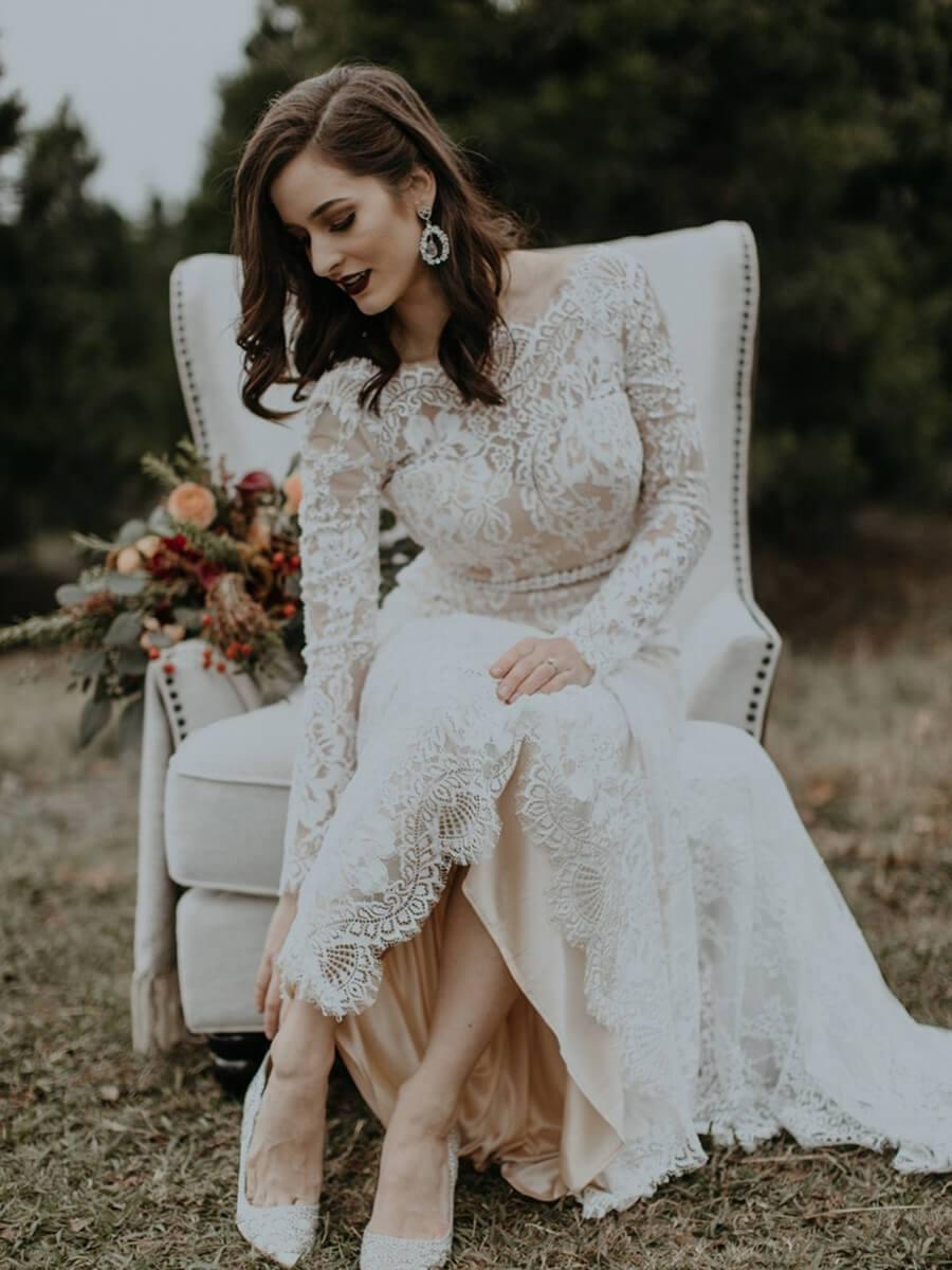 long-sleeve-vintage-wedding-dresses-backless-rustic-lace-wedding-dresses-awd1137-sheergirlcom