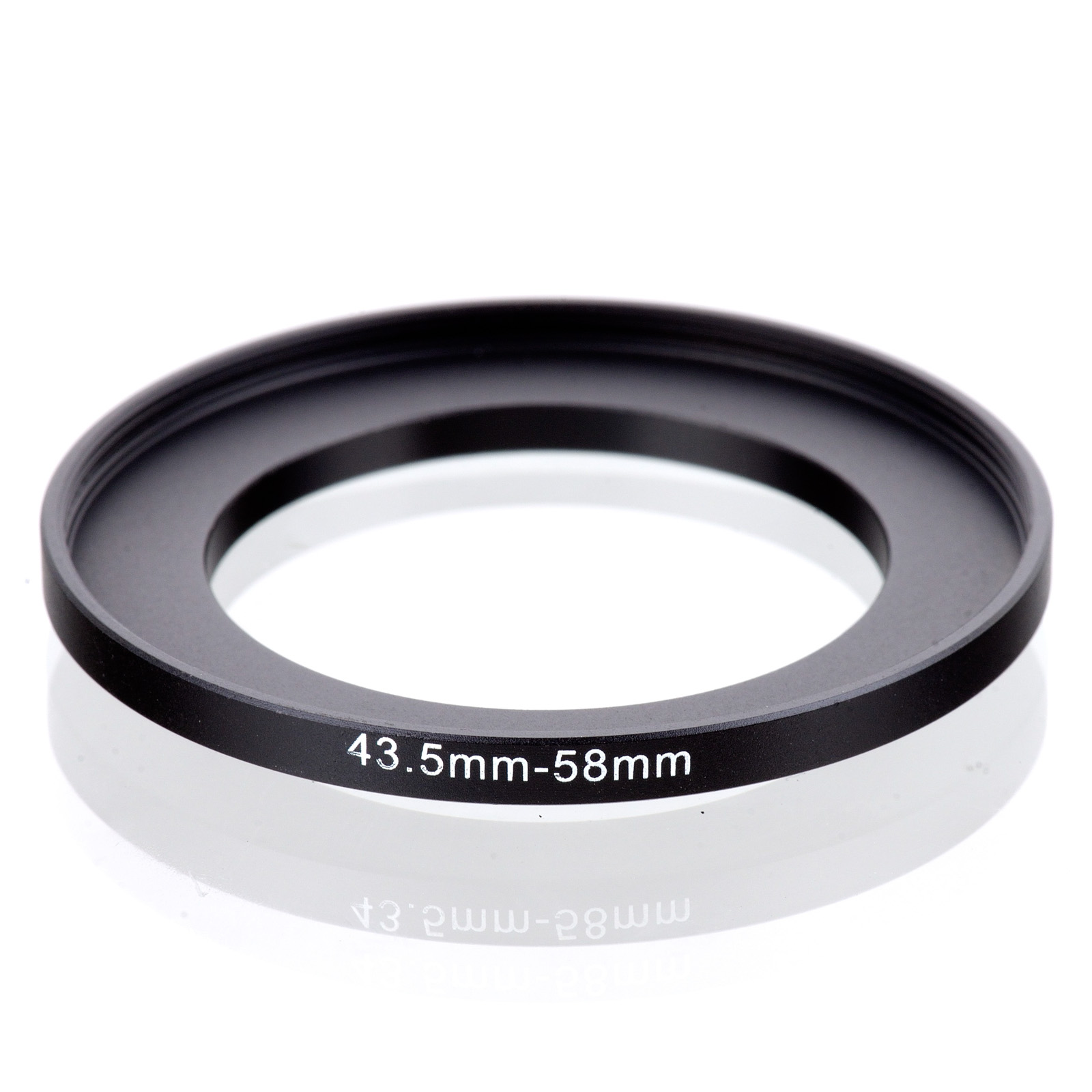 43.5mm-58mm 43.5-58 mm 43.5 to 58 Step UP Filter Ring Adapterfreeshipping