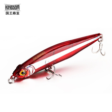 Kingdom fishing lures sinking pencil 100mm 30g 85mm 20g new arrival for sea bass artificial lures free shipping