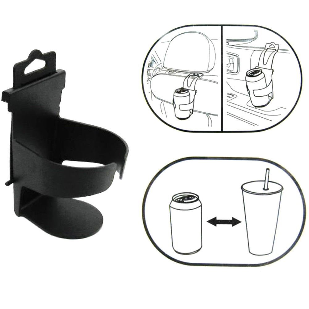 Universal Car Auto Seat Seam Door Mount Drink Cup Holder Water Bottle Organizer in Drinks Holders from Automobiles Motorcycles