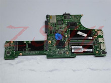 for Lenovo thinkpad Edge E130 laptop motherboard HM77 i3 CPU DDR3 04y1322 04W4444 Free Shipping 100% test ok