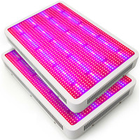 (2pcs/Lot) 1200W LED Grow Light Plant Lamp Full Spectrum 410 730nm For Indoor Greenhouse Plants and Flower AC85~265V Wholesale