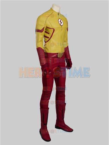 Le plus récent Costume Flash Cosplay Flash 3 enfants - 5