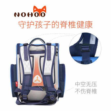 b3f7ac4cb163 ... NOHOO School bags for teenage girls boys Protect spine Waterproof  stranger things pusheen soy luna tomorrowland ...