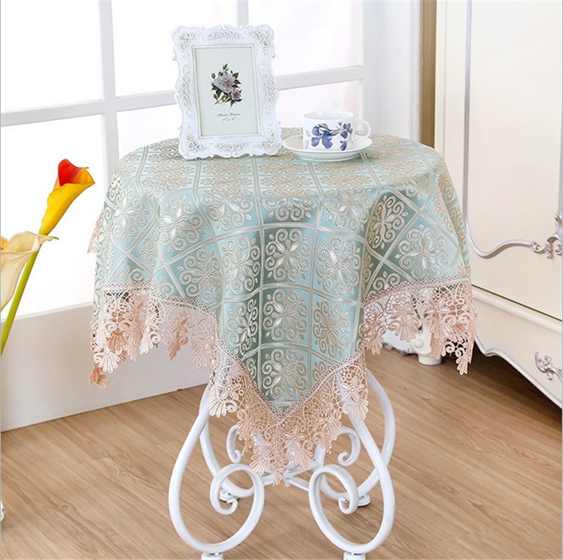 Coffee Table Cloth Covers The