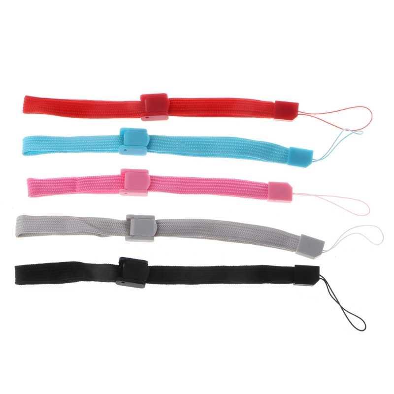 9 см короткий ремешок на запястье ручной спусковой шнур веревка для nintendo wii Пульт дистанционного управления