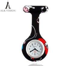 Часы для медсестры часы врачей силиконовые fob медицинские кварцевые