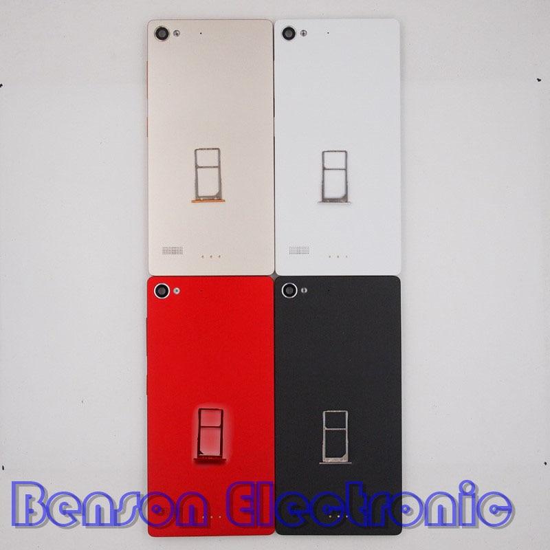 bilder für BaanSam Neue Batterie Rückseitige Abdeckung SIM Karten-behälter Slot Für Lenovo VIBE X2 X2-T0 Gehäuse Mit Kameraobjektiv + Power Volumen tasten