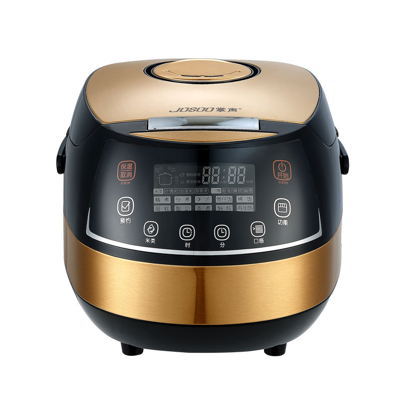 4L 5L Rice Cooker Home Appliances 900W Fine Cook Cooking Appliances E504 Timing Reservation Kitchen Appliances цена и фото