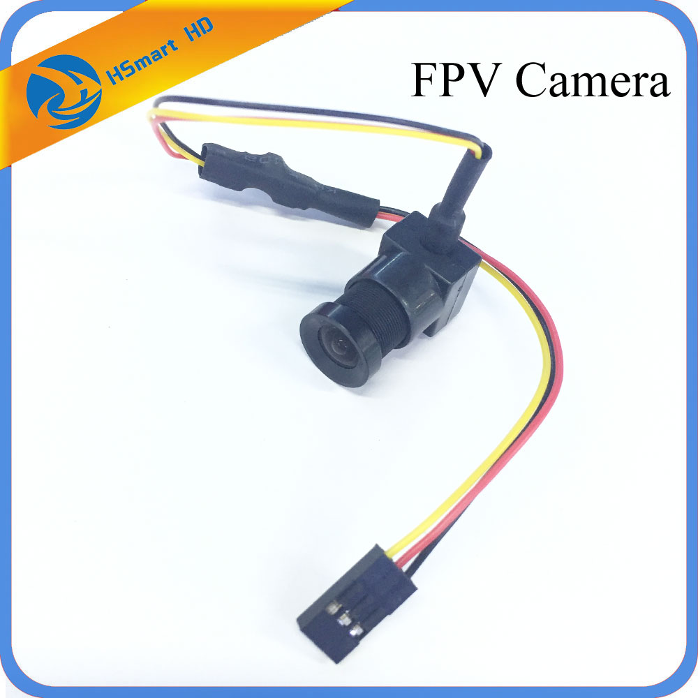 New Mini 1000TVL 1/3 CCD 120 Degree 2.8mm Lens Mini FPV Camera 650nm NTSC PAL Switchable For FPV Camera Drone Surveillance Cam high quality 1000tvl 1 3 ccd 110 degree 2 8mm lens mini fpv camera ntsc pal switchable for fpv camera drone