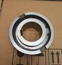2pcs/lot NFS35 ASNU35 (35*80*31MM)TSUBAKI type sprag Freewheel Backstop one way Clutch CAM CLUTCH