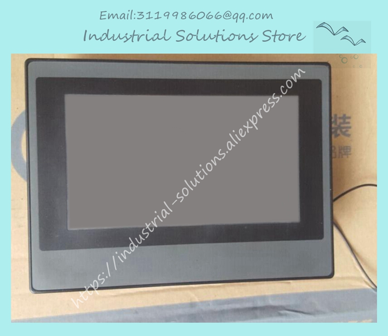 Touch HMI New Original ET070 7 inch touch screen panel 1 year warranty d00 e11 e13 hsd070idw1 7 inch lcd screen new original warranty for one year
