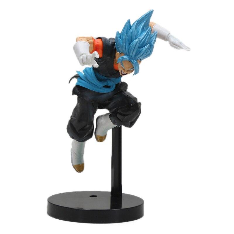 8-30 см Dragon Ball Z SCultures, большая серия Budoukai, фигурка из лазурита, наппа, радиц, Гоку, плавки, Вегета, сатана, Коллекционная модель - Цвет: 2730 blue hair 23cmo