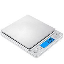 Digital Kitchen Scale, 3000g/ 0.1g Mini Pocket Jewelry Cooking Food Scale