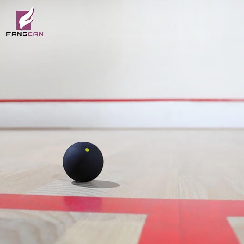 1 PC FANGCAN FCA-09 Squash Ball - Un punto amarillo para - Raquetas de deportes - foto 5