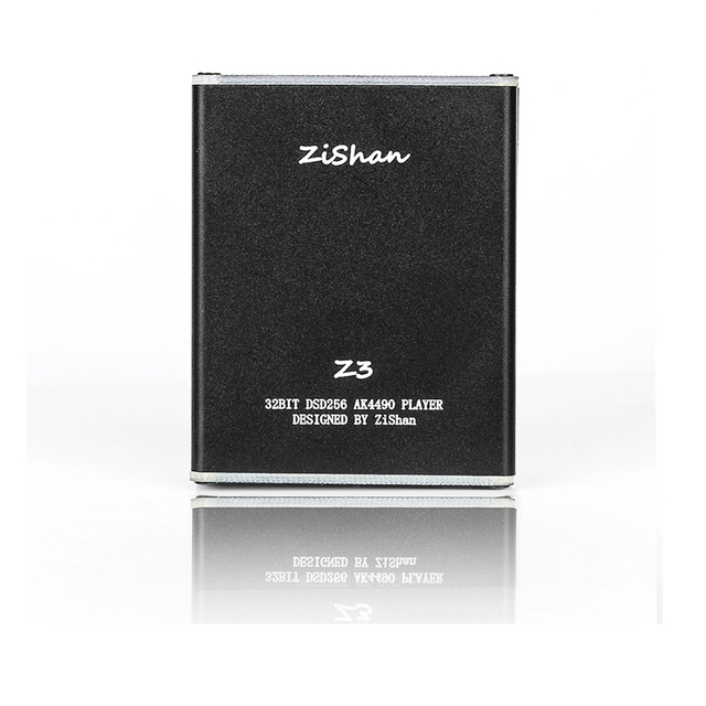 Newest Zishan Z3 MP3 Player Professional Lossless HiFi Protable Player Support Headphone Amplifier DAC AK4490 Z2 Upgrade Version