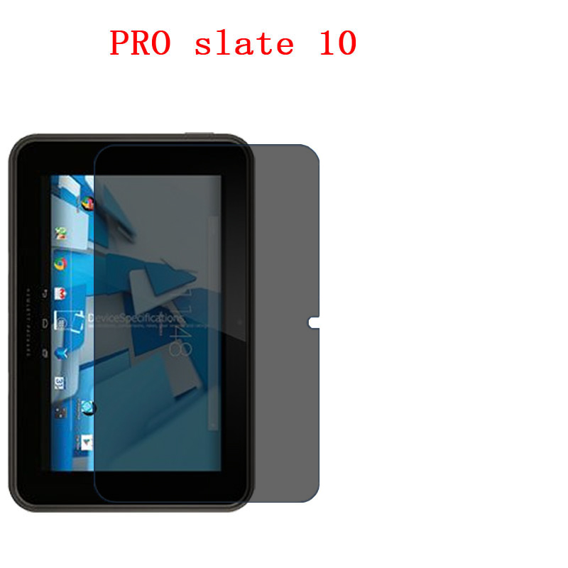 For HP PRO slate 10 Tablet 10inch laptop screen Privacy Screen Protector Privacy Anti Blu ray effective protection of vision