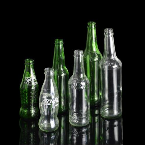 1 PC Self Explosion Bottle - Transparent/Green Bottle Magic Tricks Magic Bottle Mentalism Magic Tricks Stage Magia Toys Classic