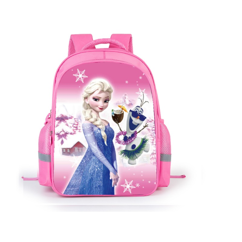 NEW Children School Bags Big Kids Girls Big Capacity Princess  School Backpack Waterproof Satchel Kids Book Bag Mochila Plecak