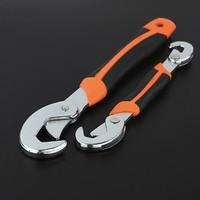 Free Shipping Rushed Universal Key Adjustable Wrench Spanner Kit A Set Of Keys Hand Tools Multitool