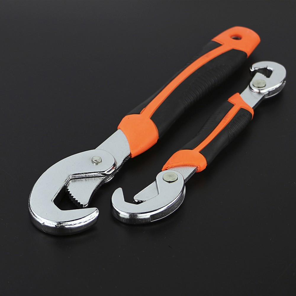 Free Shipping Rushed Universal Key Adjustable Wrench Spanner Kit A Set Of Keys Hand Tools Multitool Spanners Ad2002 newacalox multitool pliers pocket knife screwdriver set kit adjustable wrench jaw spanner repair survival hand multi tools mini