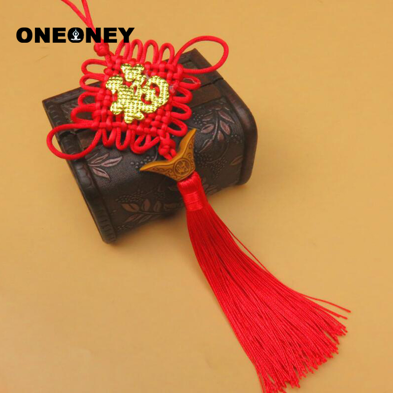 Oneoney 1pc High Quality Chinese Knot Delicate Tassel