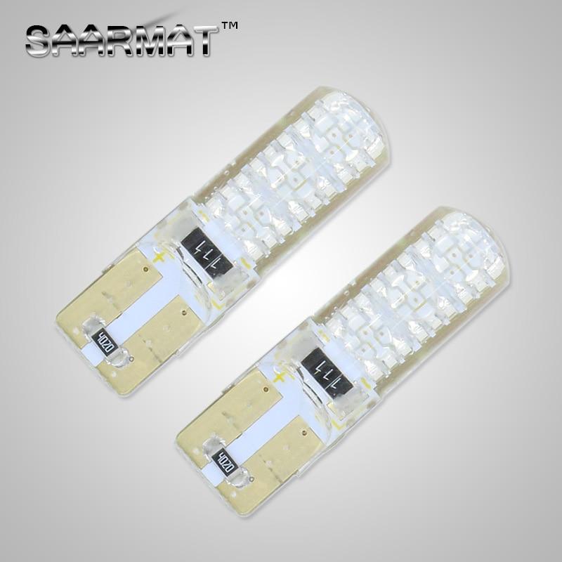 2pcs  Canbus Error Free T10 W5W  Plasma LED Clearance  Lamp Bulb Side Parking Light  For BMW E36 E38 E39 E46 E53 E60 E63 E65 E66 1pcs t10 6smd error free front side maker light parking light lamp bulb for audi a2 8l 8p a4 a6 4b 4f a8 d2 tt q3 q5 c5 c6 c7 s4