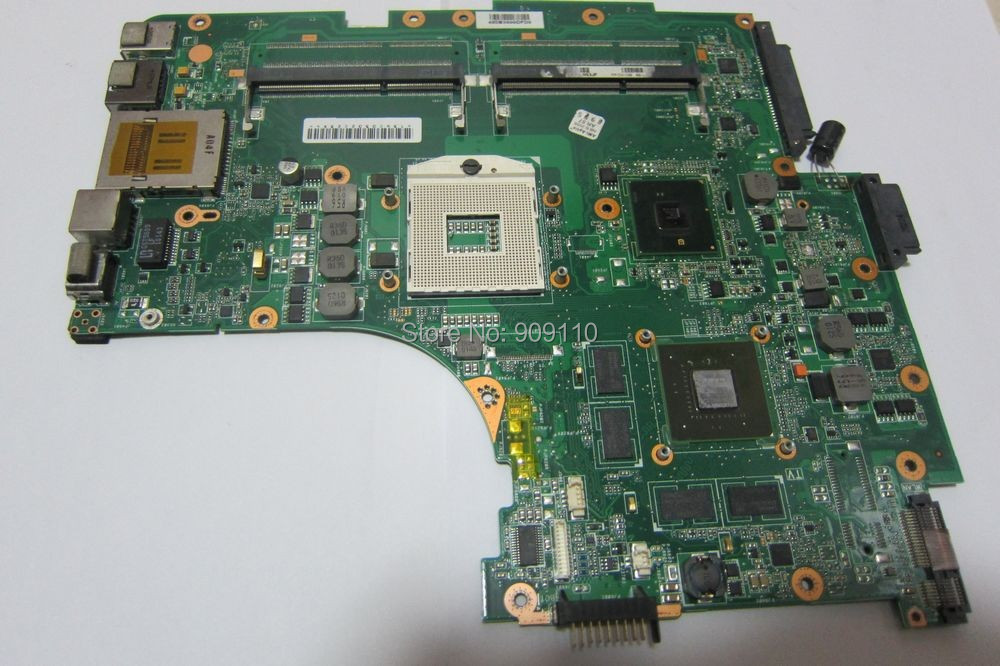 N53JF non-integrated motherboard for a*sus laptop N53JF full 100% test