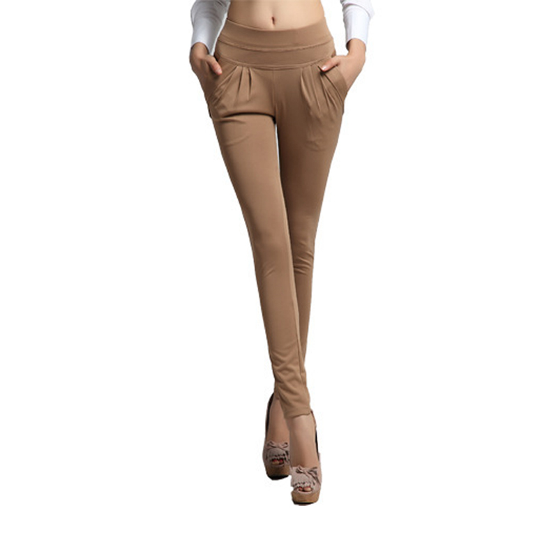 US $7.12 20% OFF|The new 2019 spring Han edition pants women trousers  pencil pants plus size dress slacks tide female trousers-in Pants & Capris  from ...