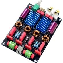Tpa3116 2,0 Dual Chip Wima Высококачественная плата цифрового усилителя мощности (100 Вт + 100 Вт)