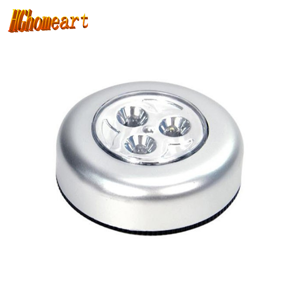 ٩۶mini Led Night Light Ceiling Nightlight Lamp Battery Powered