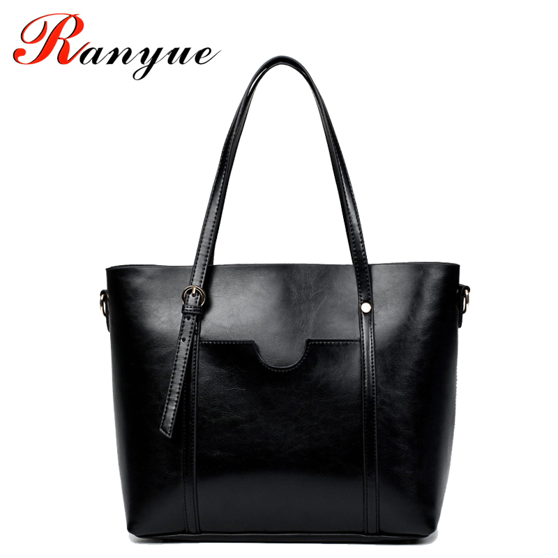 RANYUE New Arrive Women Shoulder Bag PU Leather Women Handbag Vintage Messenger Bag Crossbody Bags For Women Luxury Brand Mujers стоимость