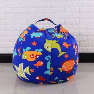 Image 3 - Levmoon Toy Storage Bean bag