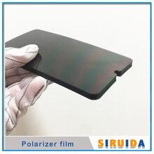 50pc Polarizer LCD สำหรับ Samsung Galaxy M10 A10 A20 A30 A50 A70 A80 A90 A105 A305 A920 จอแสดงผลหน้าจอ Polar แผ่นเปลี่ยน