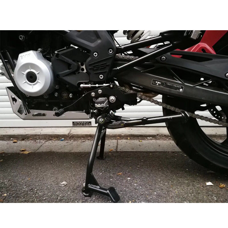For BMW G310GS 2017 2018 2019 Central Parking Stand Firm Center Holder Support Motorcycle Accessories Firm