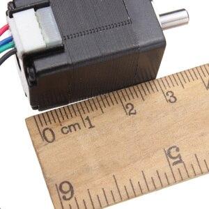 Image 3 - NEMA 8 1.8 Độ 20 Lai Động Cơ Bước 2 Pha 30 Mm Động Cơ Cho CNC Cối Xay Router