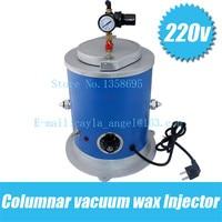 220V Wax injection machine, plastic molding machine round shot wax mold forming machine barrel wax injection machine goldsmith