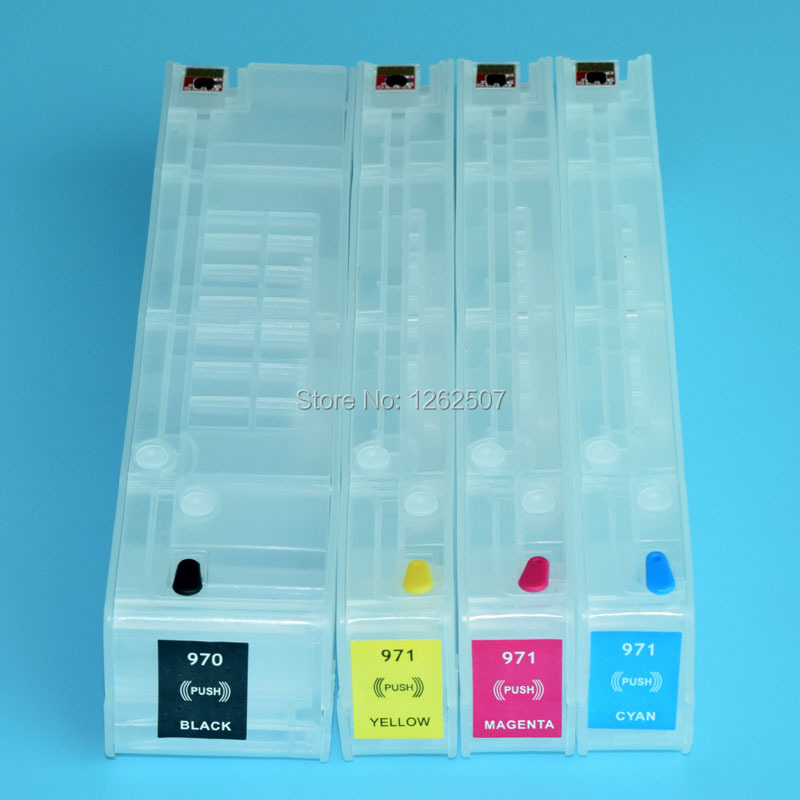 Обновлено показать чипы автоматического сброса уровня чернил! Совместимый Cis чернильный картридж для принтера HP x451 x476 x551 x576