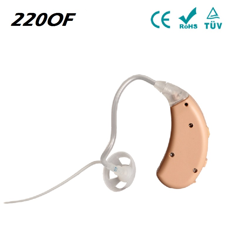 INVAXE 220 Open-fit Hearing Aid Ear Aid Digital Hearing Aids Hearing Sound Amplifier Medical Hear Device Ear Care