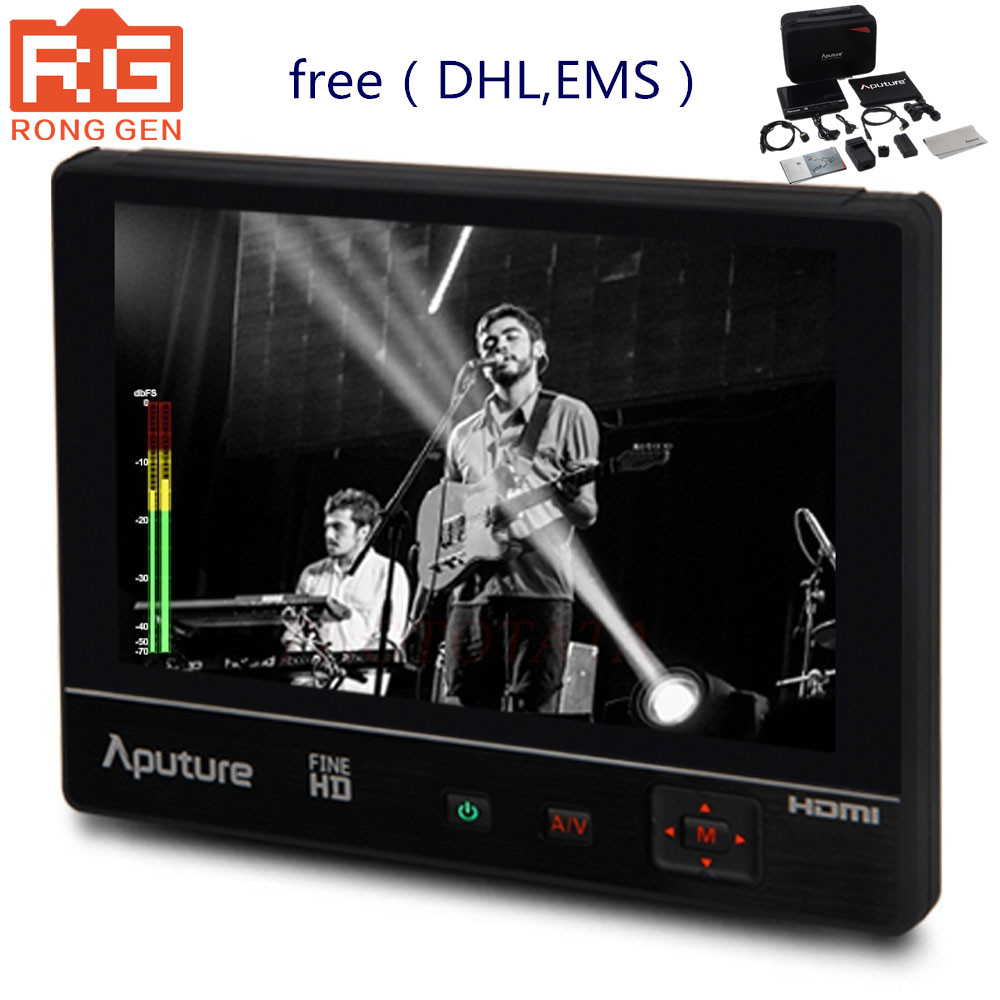Aputure V-Screen VS-2 FineHD LCD Field Digital Multi-function Monitor 7inch Full HD LCD Screen FineHD for DSLR,for Camcorder aputure vs 1 v screen digital video monitor