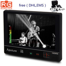 Aputure V-Screen VS-2 FineHD LCD Field Digital Multi-function Monitor 7inch Full HD LCD Screen FineHD for DSLR,for Camcorder