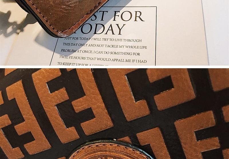 2019 Sac Femme Luxury Handbags Women Bags Designer Leather Crossbody Bag For Women Shoulder Bag Ladies Messenger Bags Letter (25)