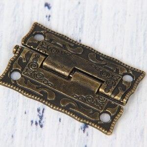 4 Pcs Practical Antique Bronze